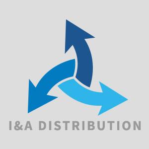 I & A Distribution Logo