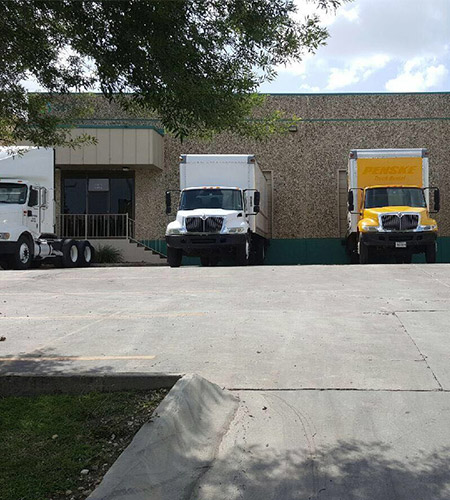 Rouvroy Logistics Building