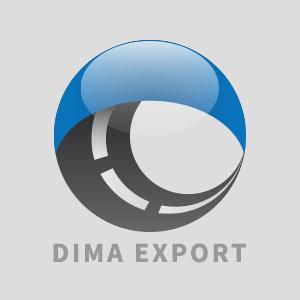Dima Export Logo
